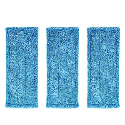 Suading Repuesto de trapeador lavable para trapeador Swiffer Sweeper Mopping Pad Reutilizable Limpieza del Hogar Piezas Accesorios