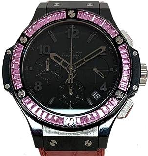 [ウブロ] HUBLOT ビッグバン トゥッティフルッティ ブラックローズ ウォッチ 腕時計 ブラック WG(PVD)/CE/SS/Ti×クロコ(裏面ラバー) 341.CP.1110.L.R.1933 [中古]