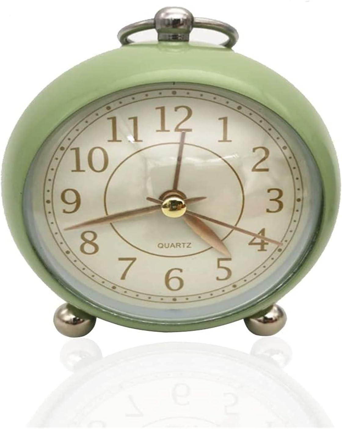 Silent Ranking TOP7 Bedside Clock Desk Alarm Analog New color Ret Bedroom