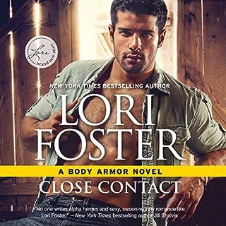 Close Contact audiobook cover art