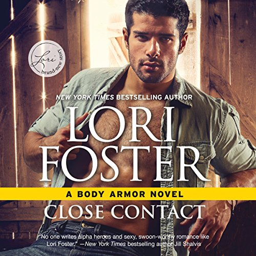 Close Contact audiobook cover art