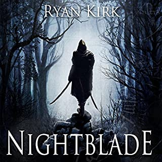Couverture de Nightblade