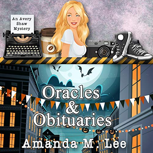 Oracles & Obituaries cover art