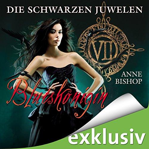Blutskönigin (Die schwarzen Juwelen 7) Titelbild
