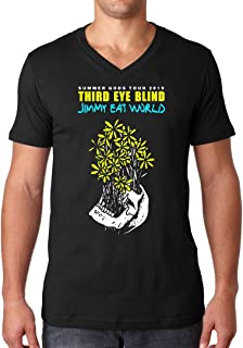 Third Eye Blind Jimmy EAT World Tour 2019 1 Men's V-Neck