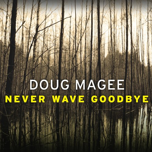 Never Wave Goodbye audiobook cover art