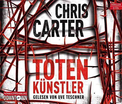 Totenkünstler: Thriller: 6 CDs (Ein Hunter-und-Garcia-Thriller, Band 4)