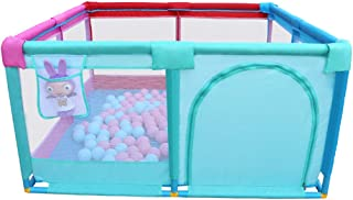 GWFVA The Barrier Baby Washable Oxford Cloth Household Shatterproof Toy Safety Playards Creep Mats