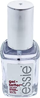 eSSIe Gel Setter Top Coat for Women, 0.46 Ounce