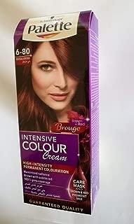 Schwarzkopf Palette Intensive Color Creme 6-80 Marsala Brown