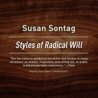 Couverture de Styles of Radical Will