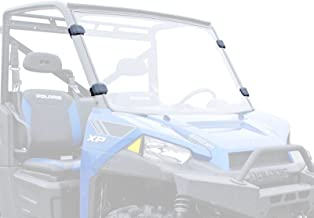 SuperATV Heavy Duty Windshield Clamp Kit - Set of 4 Universal Windshield Clamps - Will Fit Any Roll Cage Up To 2.5