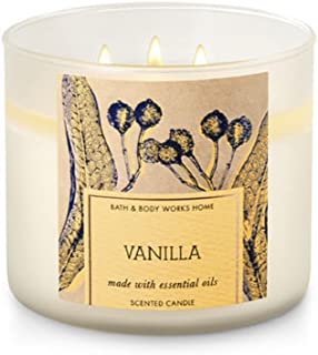 Bath & Body Works 3-Wick Candle in Vanilla