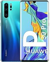 $660 » Huawei P30 Pro 8GB+256GB Dual Sim VOG-L29 Stunning 6.47 Inch OLED Display, Android.TM 9.0 Pie, EMUI 9.1.0 Sim-Free Smartphone - International Version/No Warranty (Aurora)
