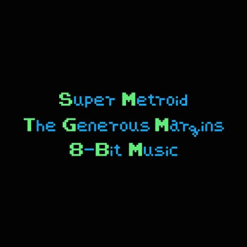 Super Metroid 8-Bit Music by The Generous Margins on Amazon
