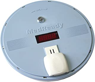 MedReady MR-357 Medication Dispenser with Cell Modem, with Flashing Light (MR-357FL)