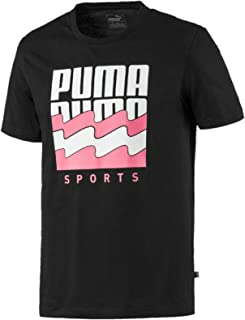 PUMA Mens Summer Graphic T-Shirt