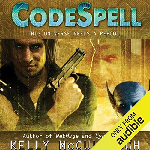 Codespell audiobook cover art