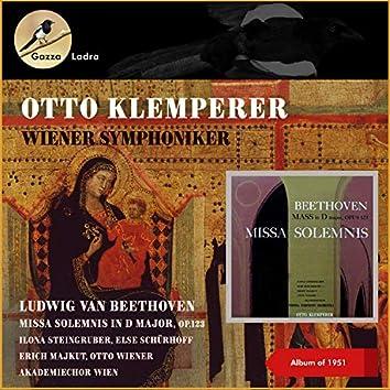 Ludwig Van Beethoven: Missa Solemnis in D Major, Op.123 (Album of 1951)