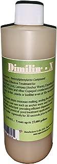 Dimilin-X Koi & Goldfish Treatment: Anchor Worm Fish Lice Flukes diflubenzuron