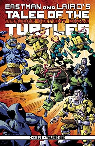 Tales Of The Teenage Mutant Ninja Turtles: 1 (Tales of TMNT Omnibus)