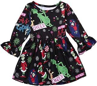 2 PCS Natale Costume Set Bambino Neonato Ragazza Ragazzo Stampa Deer Romper Fascia per Capelli Partito del Vestito Pigiami da Regalo di Natale per La Famiglia