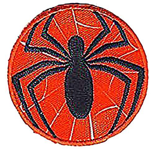 Parches - Spiderman Symbol Marvel - rojo - Ø6cm -