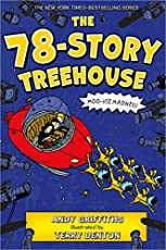 Image of The 78 Story Treehouse. Brand catalog list of Feiwel & Friends.