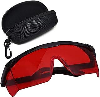 Laser Glasses, Beemyi Adjustable IPL Laser Eye Protection Safety Glasses for Medical Eye Protection/Laser Cosmetology Oper...