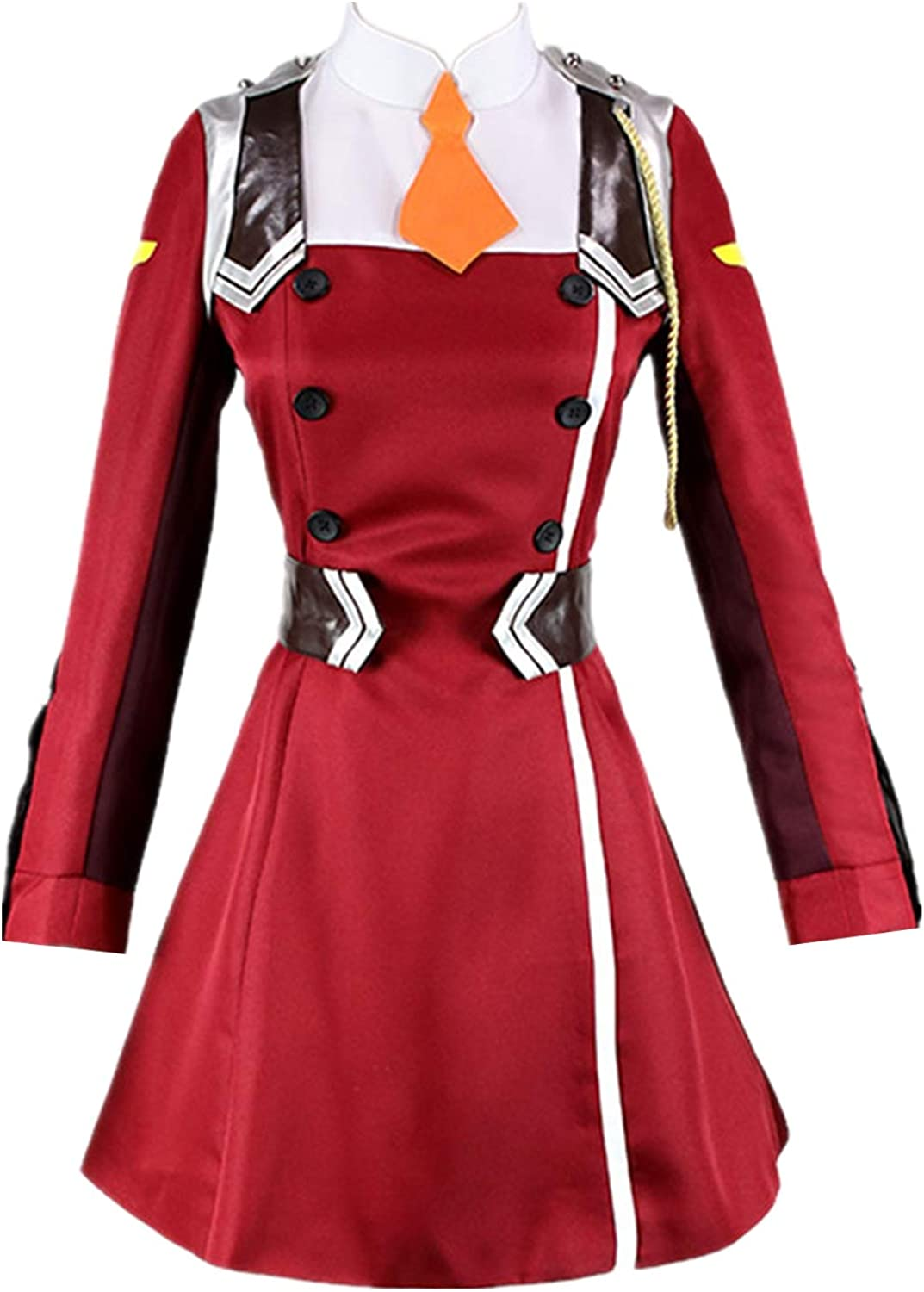 Darling in The FRANXX Manufacturer OFFicial shop Cosplay Cheap sale Code 02 Costume S Zero Two