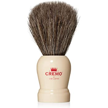 Cremo 100% Cruelty-Free Shave Brush Handcrafted From Premium Spanish Horsehair
