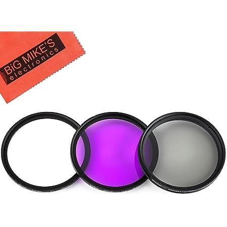 37mm for Panasonic Lumix DMC-GF3 UV Haze 1A Multicoated Multithreaded Glass Filter