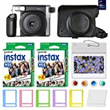 Fujifilm INSTAX Wide 300 Instant Camera with Fujifilm Instax Wide Instant Film + Deluxe Accessory Kit
