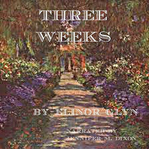 Three Weeks audiobook cover art