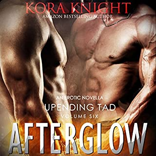 Afterglow audiobook cover art