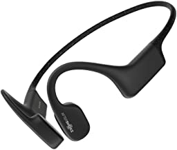 Aftershokz AS700BD Xtrainerz Open-Ear MP3 Swimming Bone Conduction Headphone, Black Diamond
