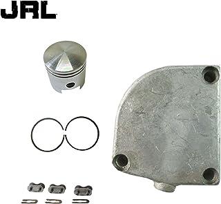 JRL Throttle Cable/&Piston/&2xPiston Ring For 49cc 66cc 80cc Engine Motorized Bicycle