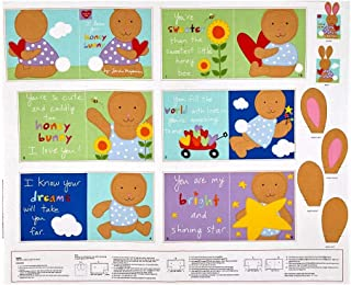 Best bunny fabric panel Reviews