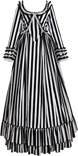 sleepy hollow striped dress