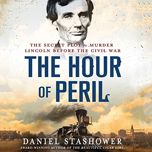 The Hour of Peril audiobook cover art