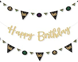 Best masquerade birthday decorations Reviews