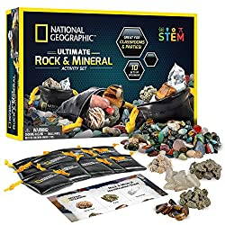 Rock and Mineral Activity Kit