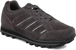 PARAGON Men's Grey Stimulus Casual Shoes