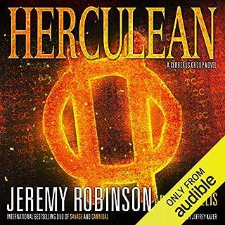 Herculean audiobook cover art