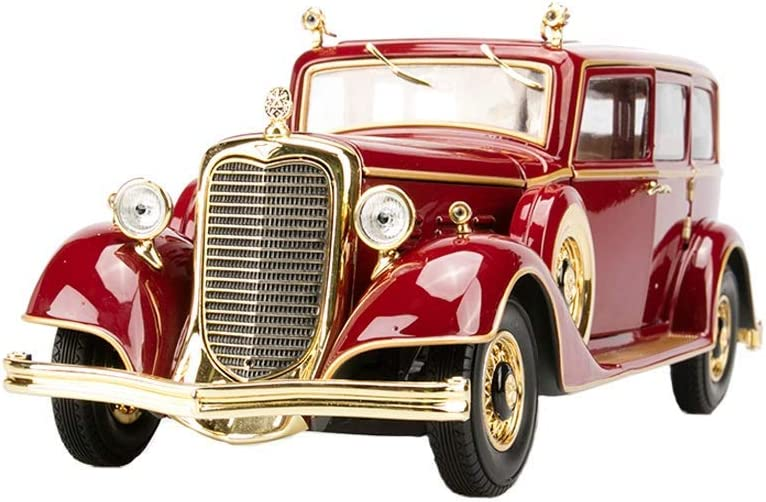 NUGYE Great interest Car Model Alloy Casting-car 18 1 Great interest Rati Simulation