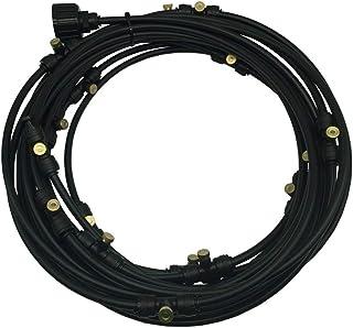 T-Star plus Punte Cut 50 pz. 35708000601001 acciaio INOX Rostfrei Nr 8 x 50 Viti per pali con testata di centraggio Spax