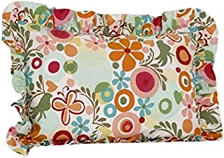 Cotton Tale Designs Ruffled Pillow Sham, Lizzie