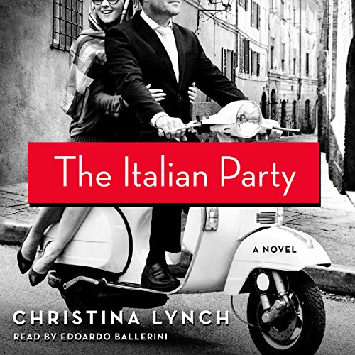 The Italian Party audiobook cover art