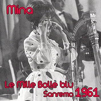 Le mille bolle blu (Festival di Sanremo 1961)