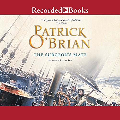 The Surgeon's Mate Audiobook By Patrick O'Brian cover art